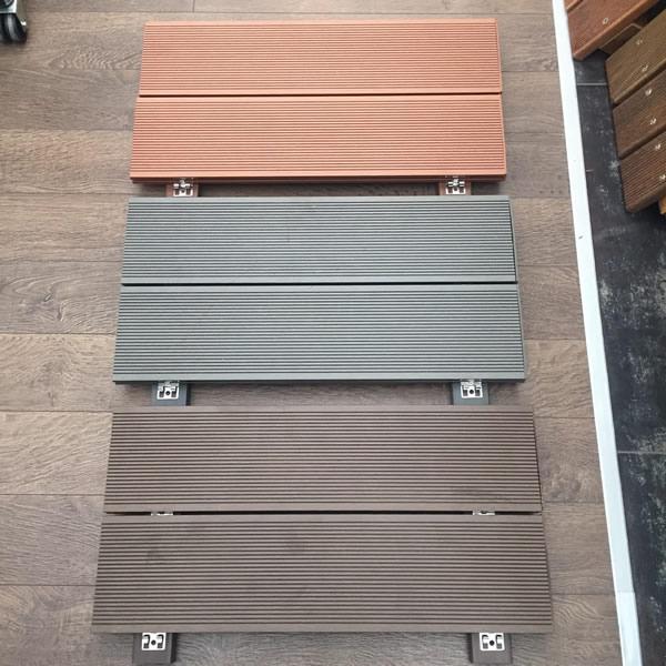 deck wpc grey kreativa web shop. Black Bedroom Furniture Sets. Home Design Ideas